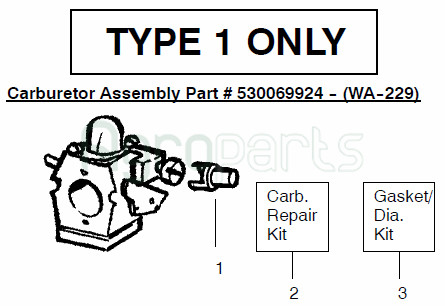 mcculloch bvm 240 user manual